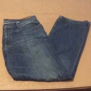 Eddie Bauer Relaxed Fit Men's Jeans 35 x 32